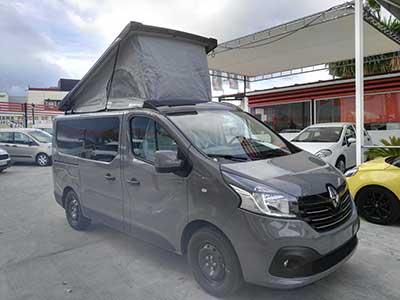 Benimar - BENIVAN Modelo 101 125CV 4pz Van
