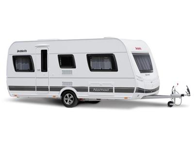 DETHLEFFS - MODELO NOMAD 760 ER