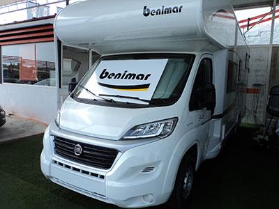 Benimar - SPORT Modelo 346 - Motor 130cv 6pz Capuchina