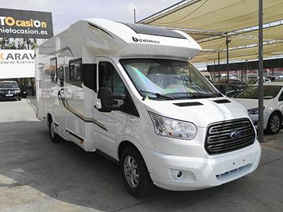 Benimar - TESSORO 442 - Motor 170cv 5pz Perfilada