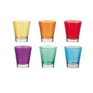 Pack 6 uds Vasos Colores
