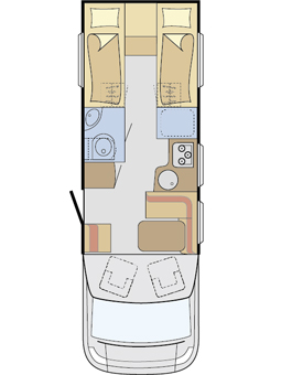 autocaravana malaga karavan mapa