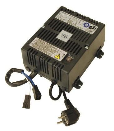 Cargador batería 10A CBE