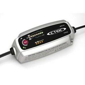 Cargador batería 4A