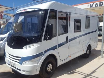 DETHLEFFS - Globebus I1 Motor 130cv 4pz