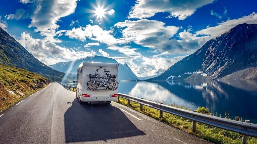 Los europeos que más viajan en caravana son los españoles