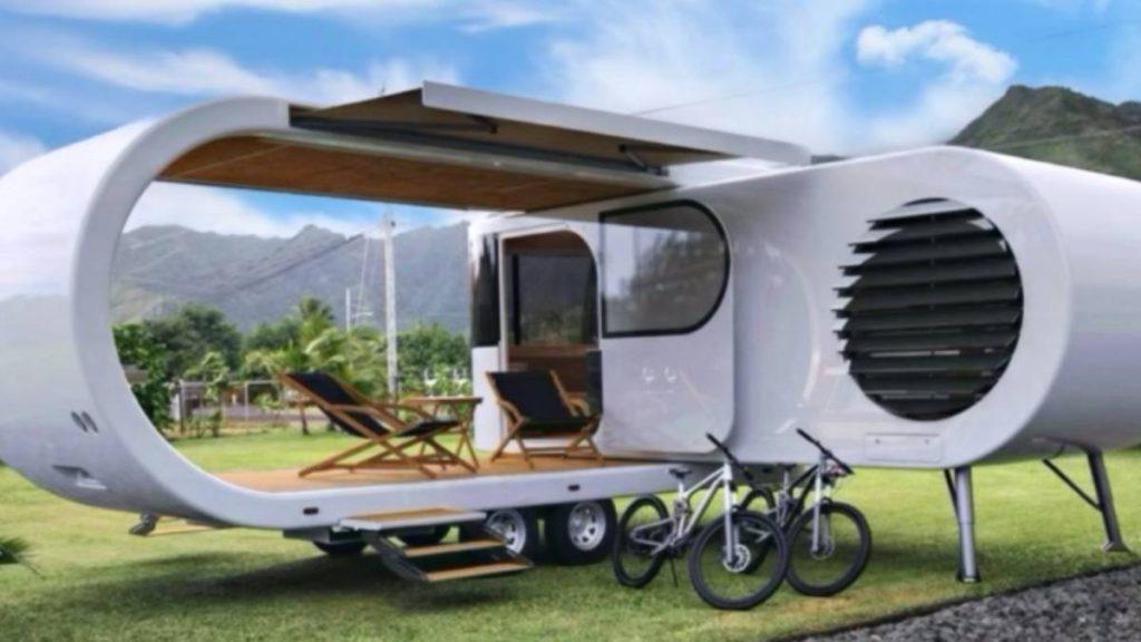 Romotow, la caravana del futuro de W2 - karavan.es