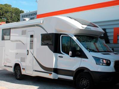 Benimar - TESSORO 463 UP - Motor 170cv 5pz Semi